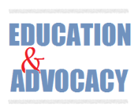 template for SHC page logos EDUCATION ADVOCACY